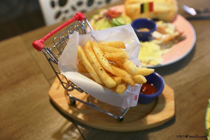 ▌台中親子餐廳 ▌如菓美式潮流餐飲Flambagel Cafe (20)