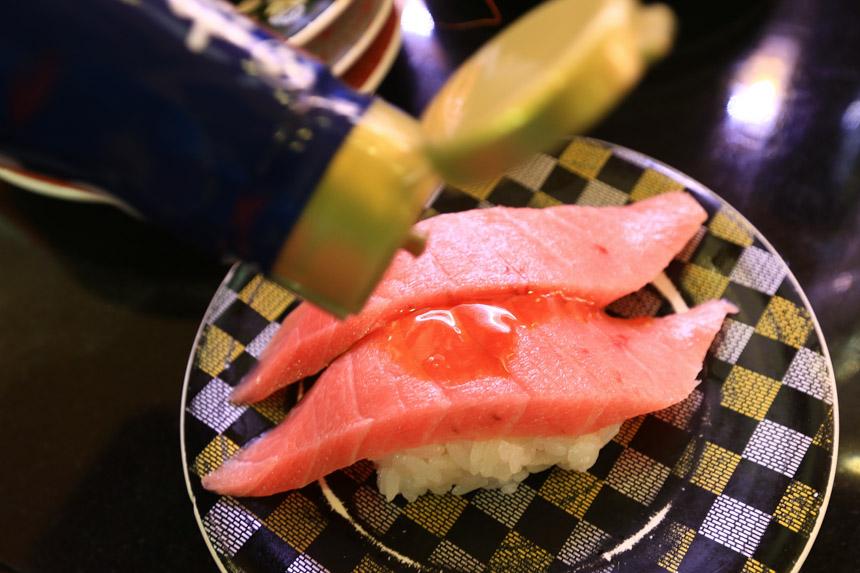 回し寿司活美登利