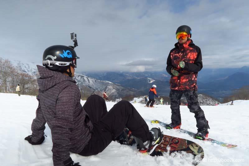 ▌長野白馬自助滑雪 ▌白馬雪場交通方式 X 野雪塾滑雪學校 六天五夜 滑四天 行程篇