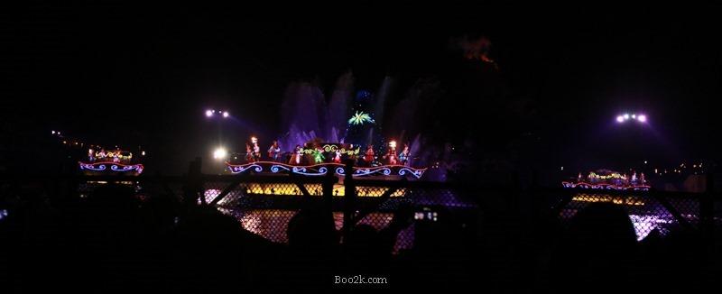 迪士尼煙火-1