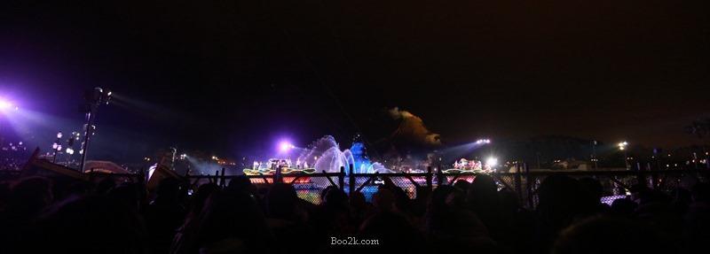 迪士尼煙火-2