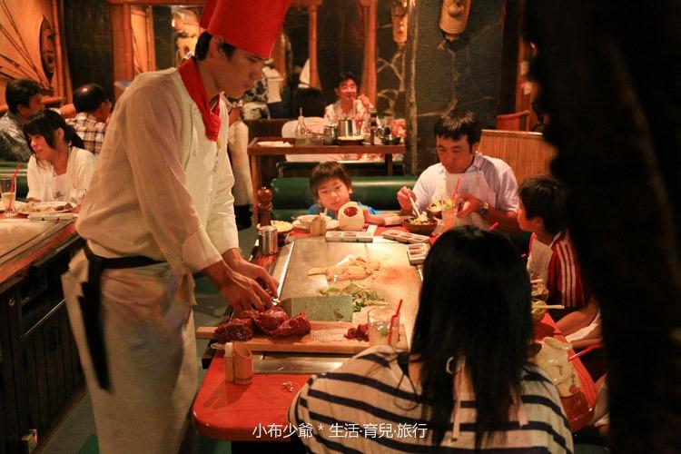 沖繩國際通 美食 SAMS鐵板燒-10