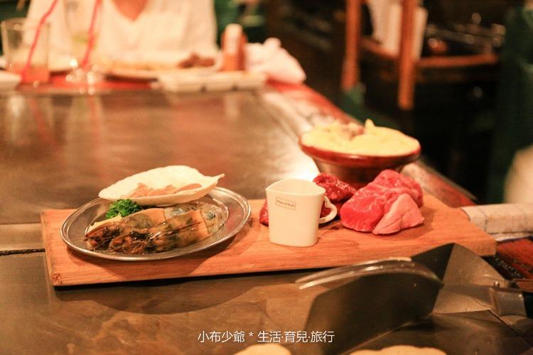 沖繩國際通 美食 SAMS鐵板燒-12
