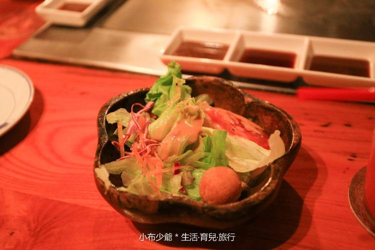 沖繩國際通 美食 SAMS鐵板燒-14