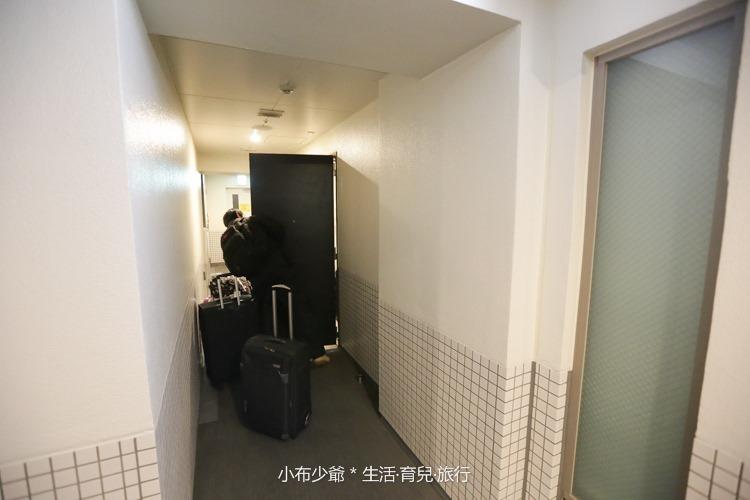 日本東京ueno飯店-5