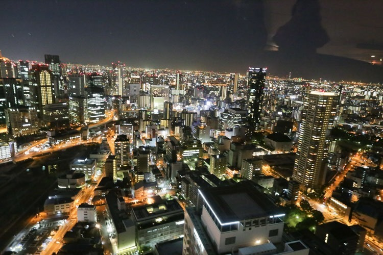 大阪周遊卡梅田 空中庭園展望台 (19 - 36)