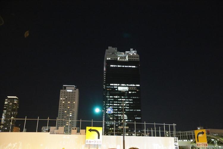 大阪周遊卡梅田 空中庭園展望台 (2 - 36)