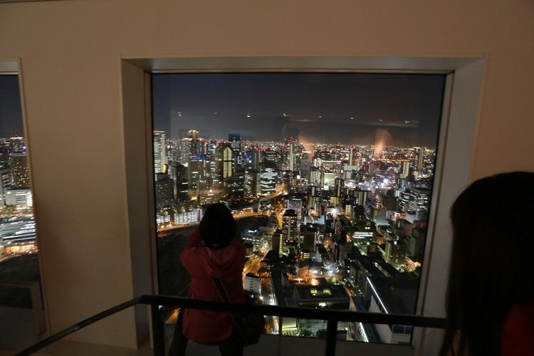 大阪周遊卡梅田 空中庭園展望台 (20 - 36)