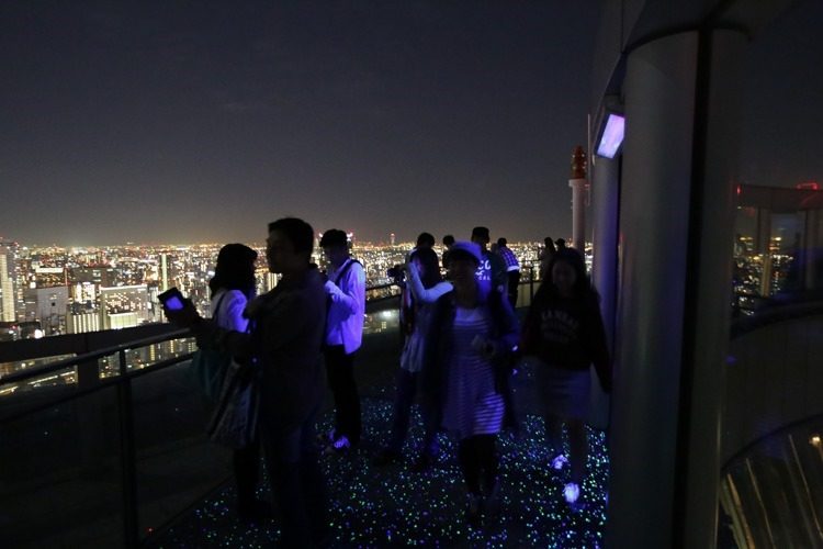 大阪周遊卡梅田 空中庭園展望台 (25 - 36)