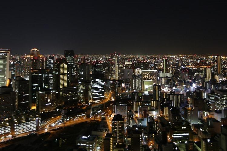 大阪周遊卡梅田 空中庭園展望台 (27 - 36)