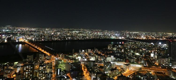 大阪周遊卡梅田 空中庭園展望台 (32 - 36)