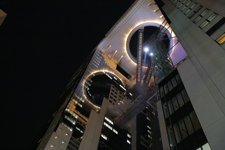 大阪周遊卡梅田 空中庭園展望台 (5 - 36)