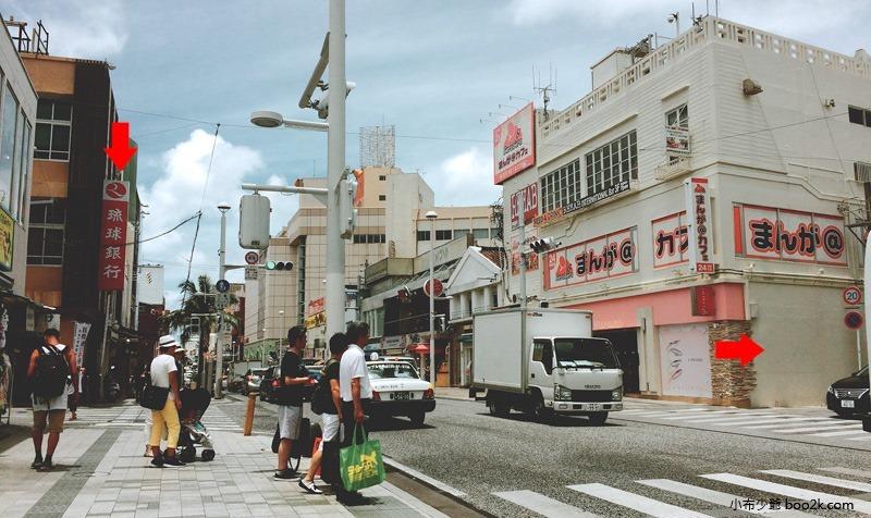 ▌沖繩自駕 ▌國際通上的便宜收費停車場在哪裡?詳細資訊介紹。