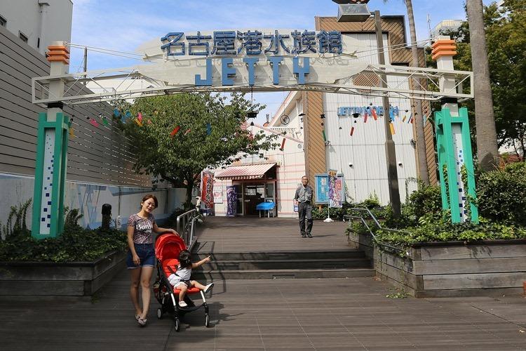 [名古屋親子遊]名古屋港水族館 鄰近港口樂園的海洋生物館,與孩子探索日本海洋生態