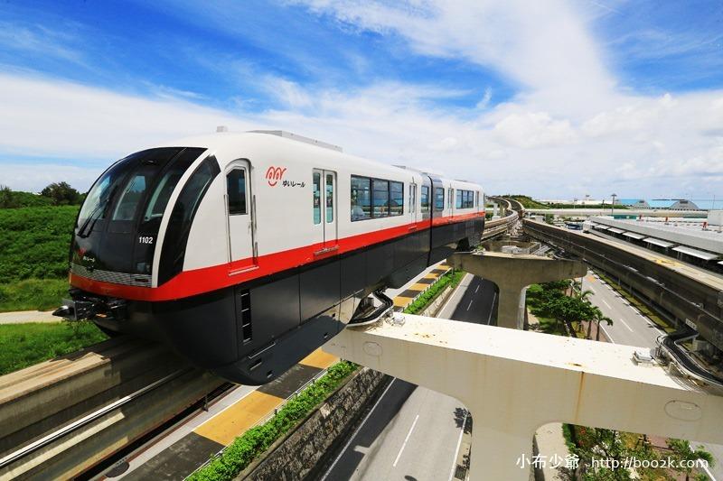 搭威航去沖繩單軌電車 (32)
