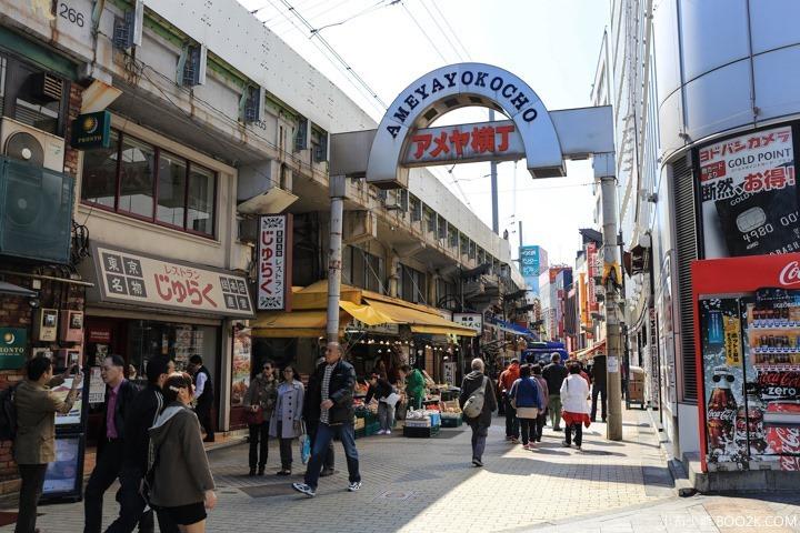 [東京上野]阿美橫町街平價商圈IMG_8230
