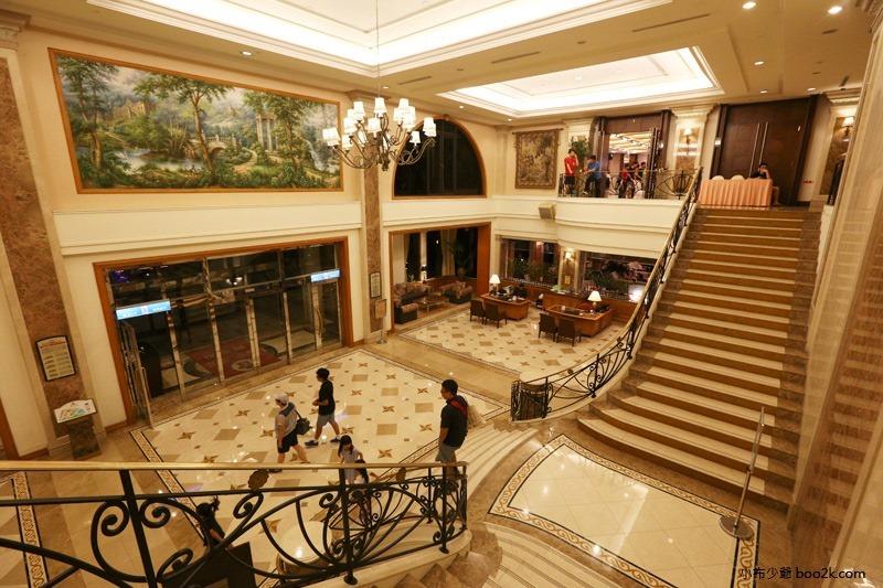 煙波大飯店新竹湖濱館卡樂次元親子館 (101)
