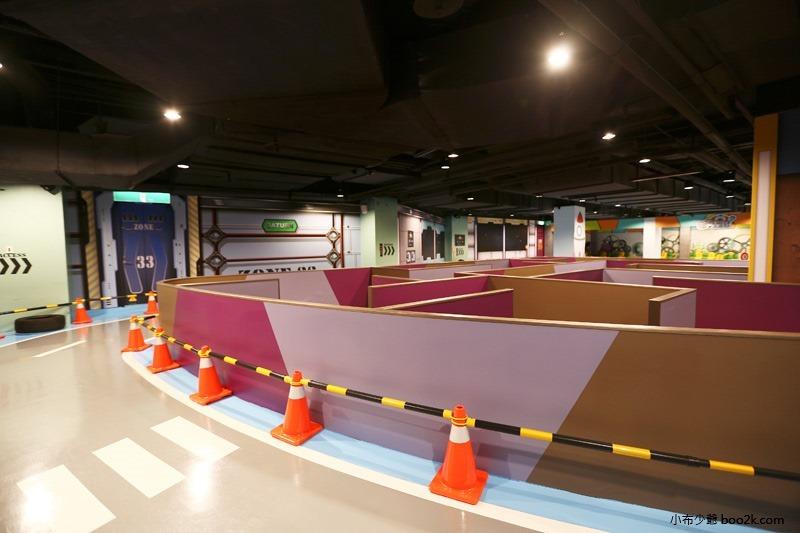 煙波大飯店新竹湖濱館卡樂次元親子館 (16)