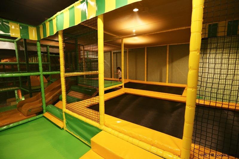煙波大飯店新竹湖濱館卡樂次元親子館 (63)