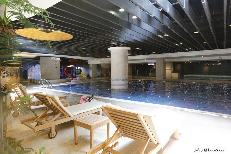 煙波大飯店新竹湖濱館卡樂次元親子館 (8)