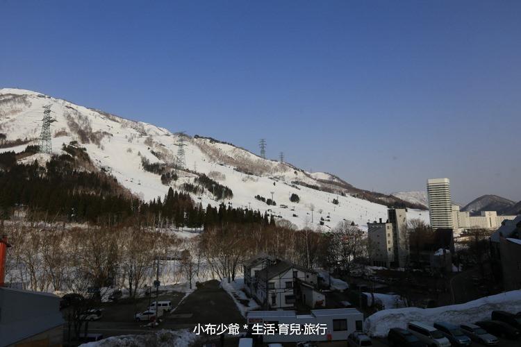 苗場 滑雪2-22