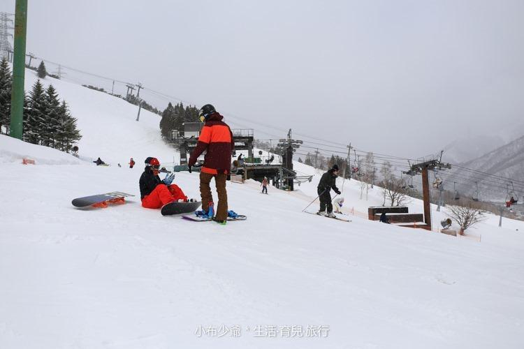 苗場 滑雪2-54