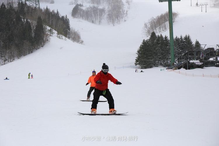 苗場 滑雪2-55