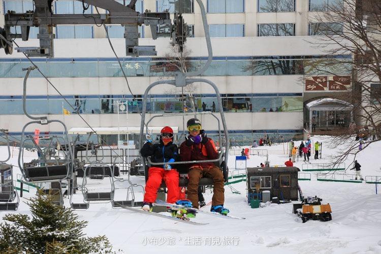 苗場 滑雪2-57