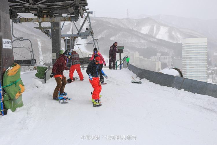 苗場 滑雪2-62