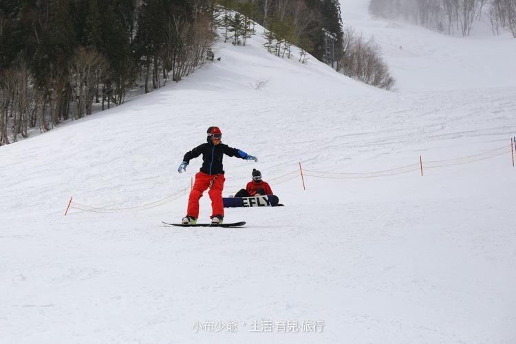 苗場 滑雪2-63
