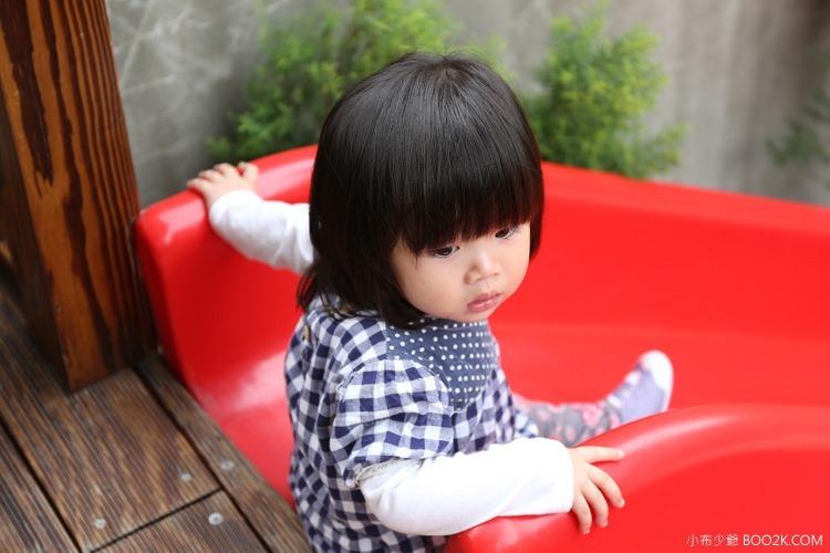 [台北親子餐廳]大樹先生的家親子空間,超大球池IMG_0055
