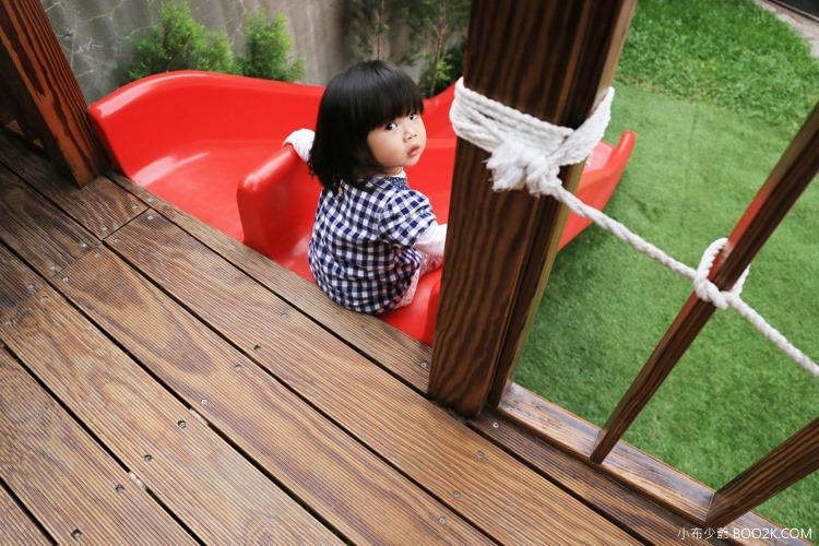 [台北親子餐廳]大樹先生的家親子空間,超大球池IMG_0073