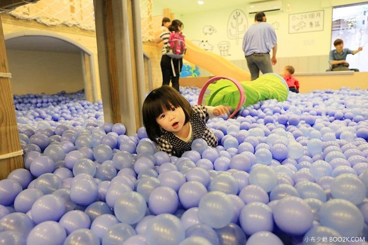 [台北親子餐廳]大樹先生的家親子空間,超大球池IMG_0086_副本