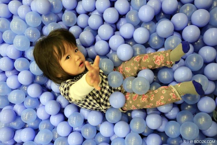 [台北親子餐廳]大樹先生的家親子空間,超大球池IMG_0098
