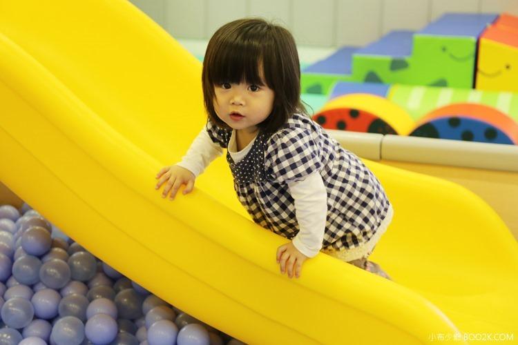 [台北親子餐廳]大樹先生的家親子空間,超大球池IMG_9973