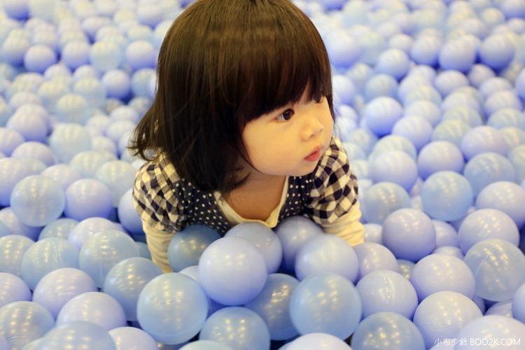 [台北親子餐廳]大樹先生的家親子空間,超大球池IMG_9982