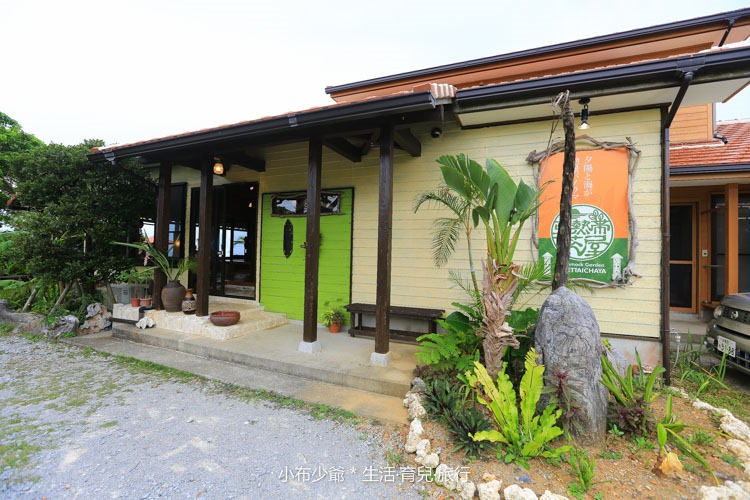 日本 沖繩 亞熱帶 景觀餐廳 景觀咖啡-1