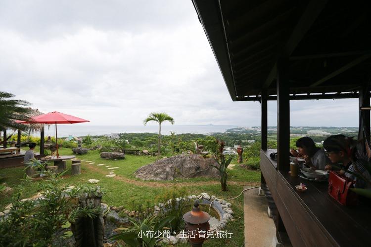 日本 沖繩 亞熱帶 景觀餐廳 景觀咖啡-28