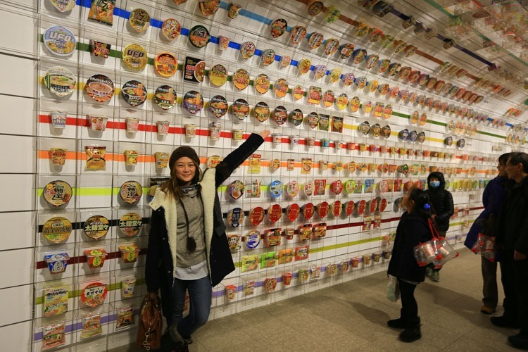 大阪 泡麵紀念館 (6 - 49)