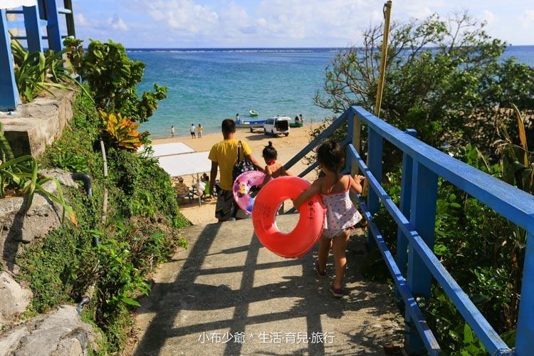 日本 沖繩 新原沙灘 玩水行程-57