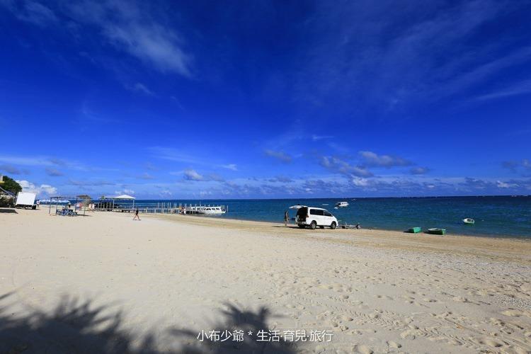 日本 沖繩 新原沙灘 玩水行程-58