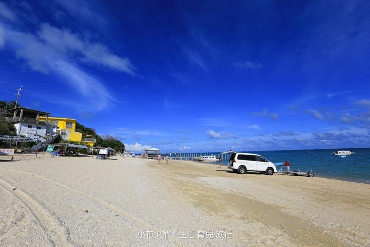 日本 沖繩 新原沙灘 玩水行程-59