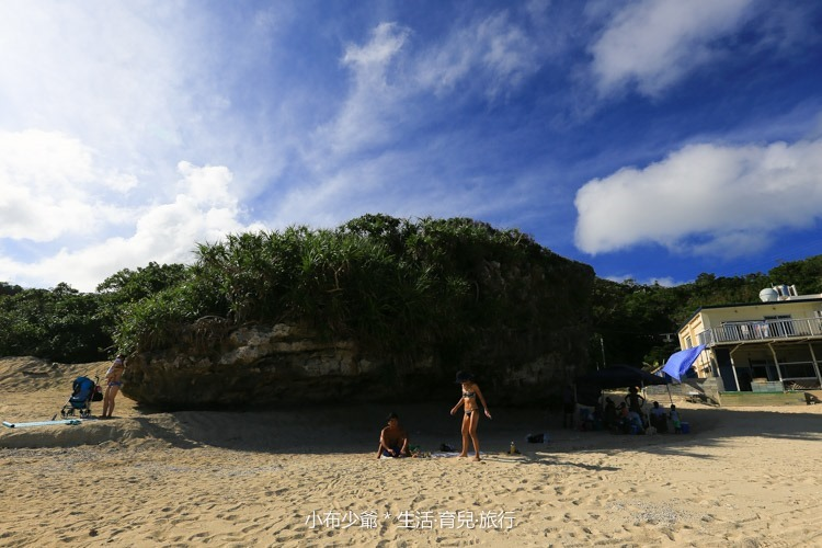 日本 沖繩 新原沙灘 玩水行程-60