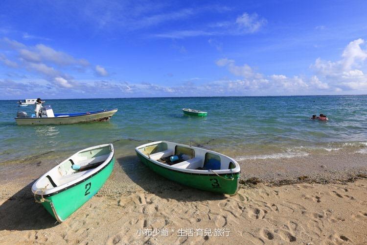 日本 沖繩 新原沙灘 玩水行程-61