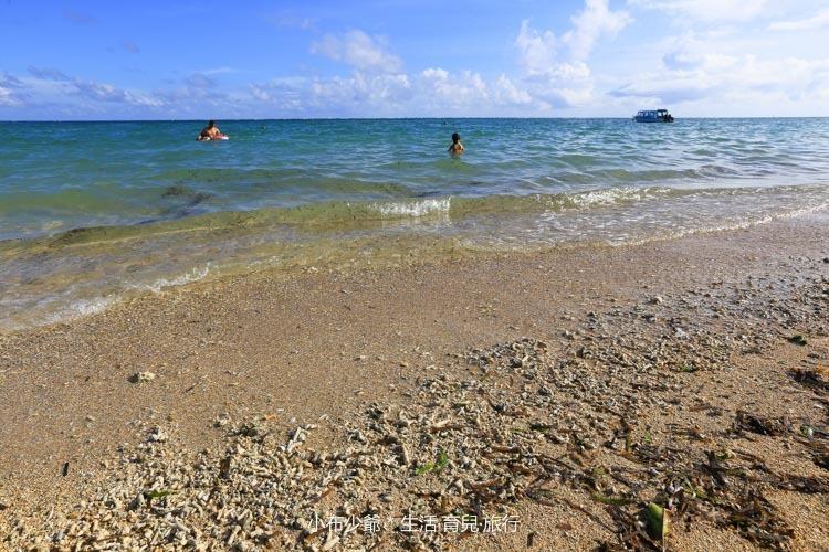日本 沖繩 新原沙灘 玩水行程-62
