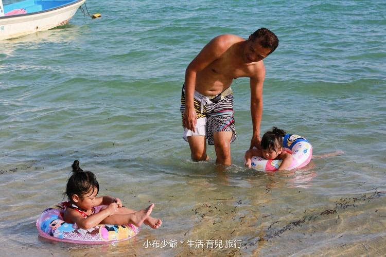日本 沖繩 新原沙灘 玩水行程-67