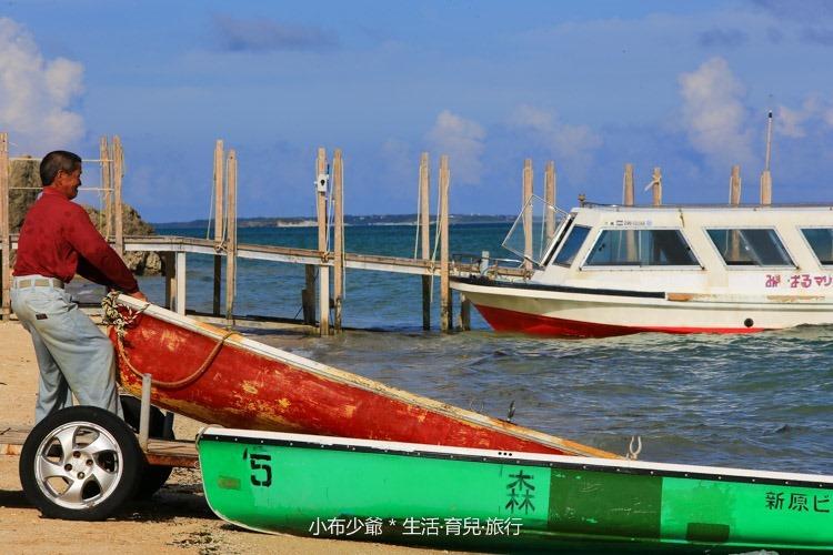 日本 沖繩 新原沙灘 玩水行程-68
