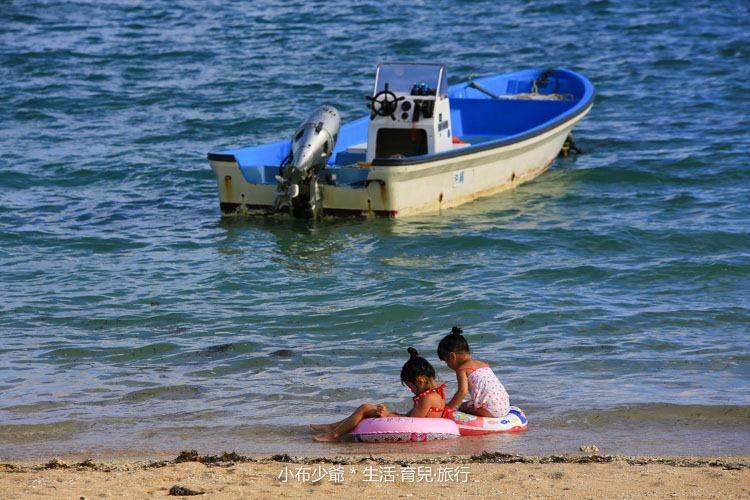 日本 沖繩 新原沙灘 玩水行程-69