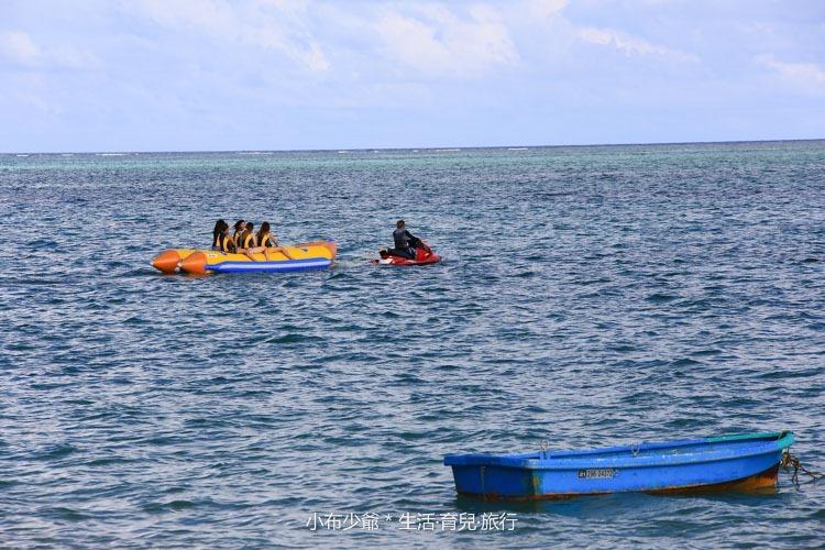 日本 沖繩 新原沙灘 玩水行程-70