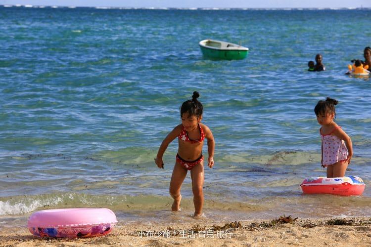 日本 沖繩 新原沙灘 玩水行程-71